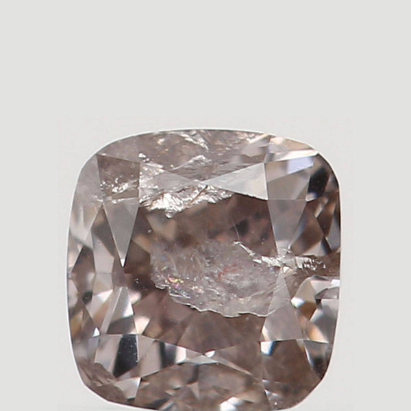 Natural Loose Diamond Cushion Brown Color I3 Clarity 2.90 MM 0.15 Ct L5654