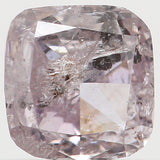 Natural Loose Diamond Cushion Light Pink Color I2 Clarity 4.00 MM 0.30 Ct KR964