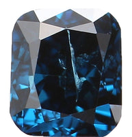Natural Loose Diamond Cushion Blue Color I1 Clarity 3.00 MM 0.15 Ct KR968