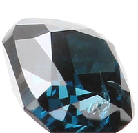 Natural Loose Diamond Cushion Blue Color SI1 Clarity 2.80 MM 0.11 Ct L5519
