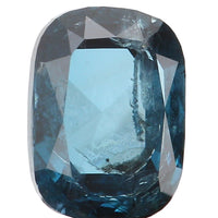 Natural Loose Diamond Oval Blue Color I1 Clarity 4.60 MM 0.27 Ct L6269