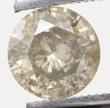 Natural Loose Diamond Round Fancy White Color SI2 Clarity 4.30 MM 0.29 Ct L5091