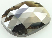 Natural Loose Diamond Cushion Brown Color I3 Clarity 7.50 MM 0.74 Ct L6939