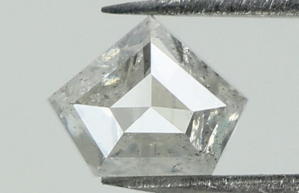 Natural Loose Diamond Shield White Color I3 Clarity 4.40 MM 0.57 Ct L7601