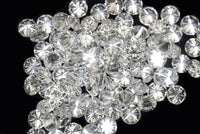 Natural Loose Diamond Round G-H White Color I1-I3 Clarity 1.10 to 1.25 MM 50 Pcs 100% REAL Diamond Q05