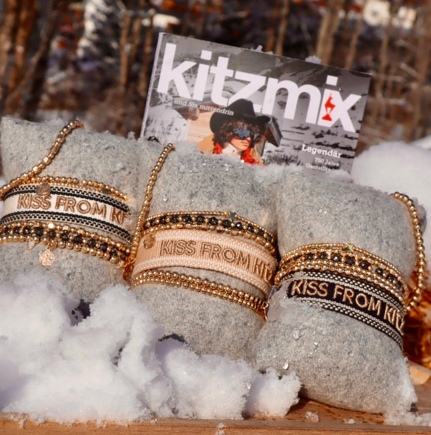 We send you the 'Kitzmix Magazine Winter 20/21' with Love and Kisses