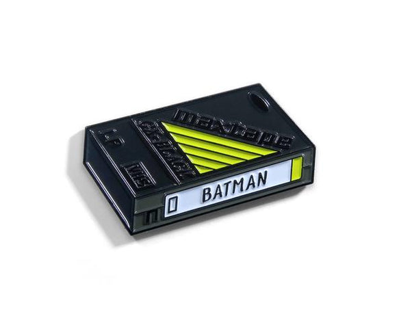 Batman TV-REC Essentials Enamel Pin - 2 colors!