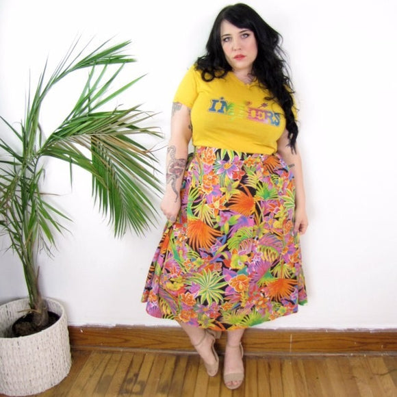 Tropical Brights Skirt