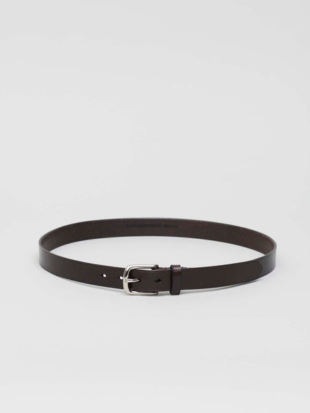 Belt, Dark Brown - Goods