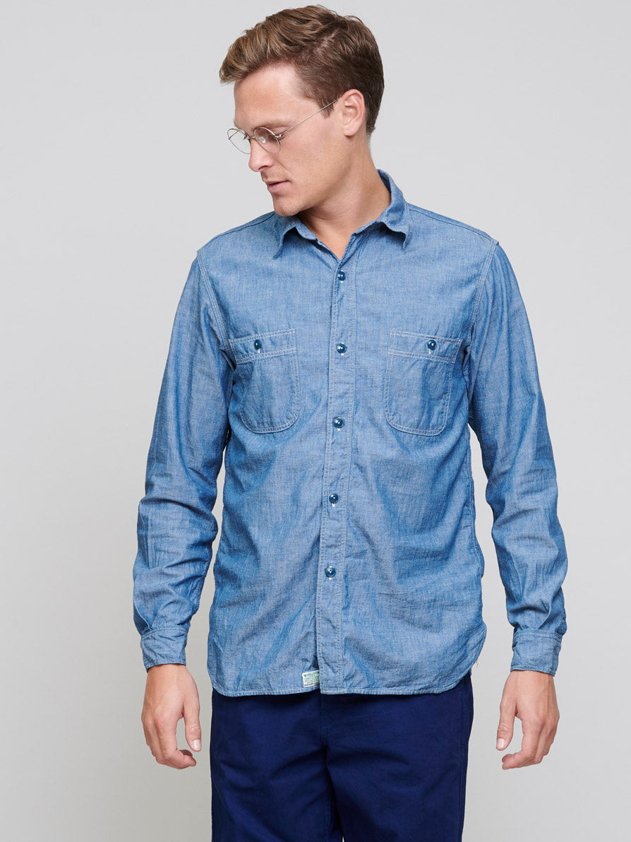 Work Shirt, Chambray
