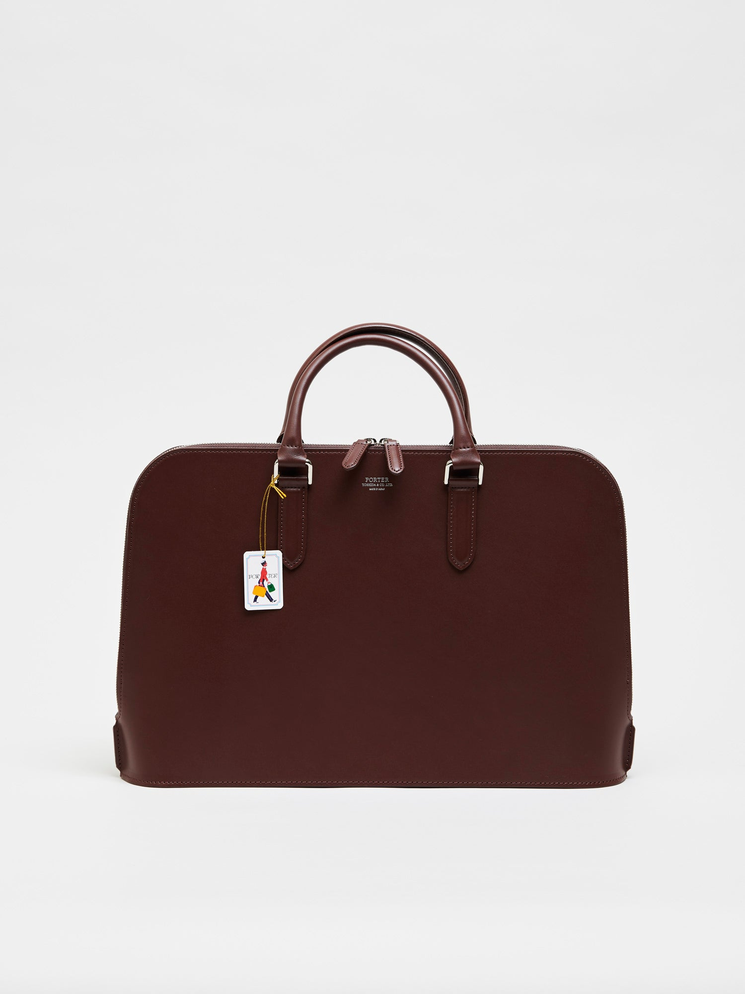 Shop Original Briefcase, Dark Brown