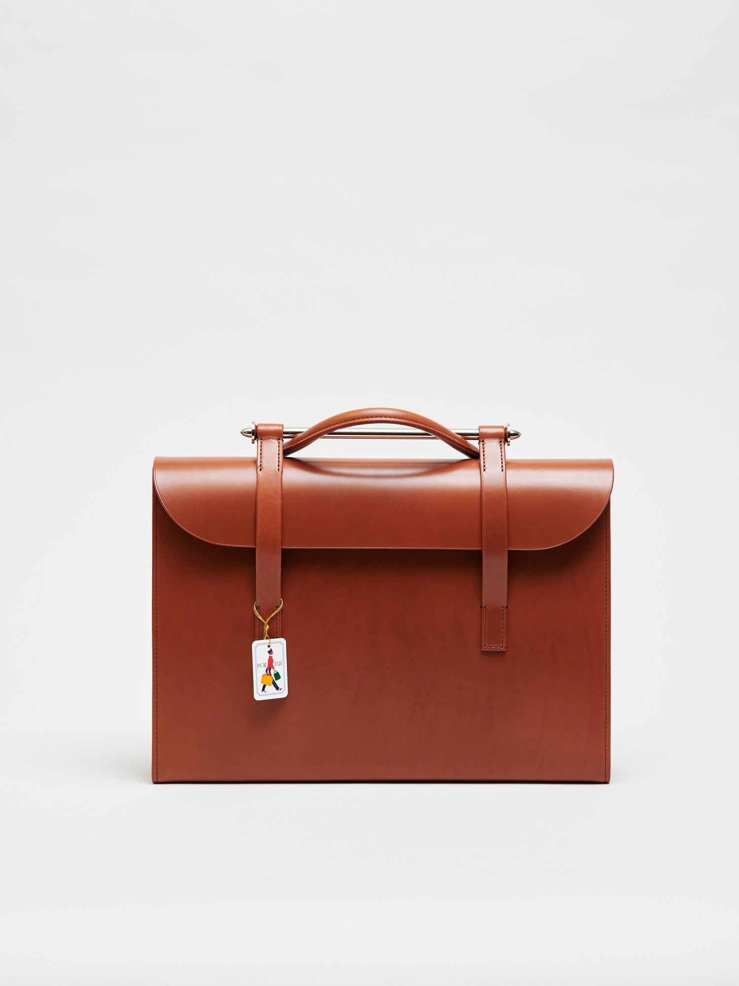 Shop Original Music Bag, Cognac