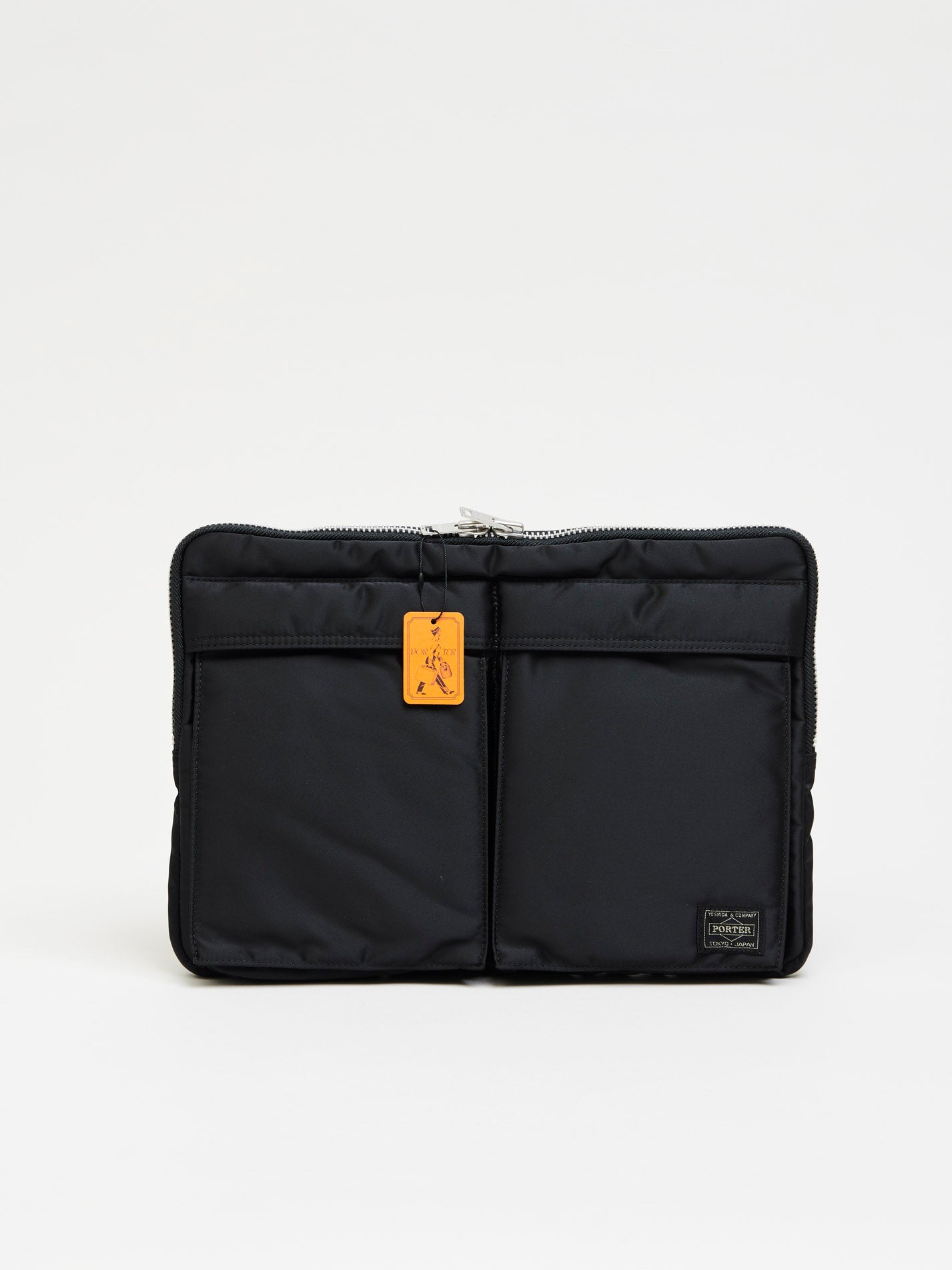 Tanker Document Case, Black