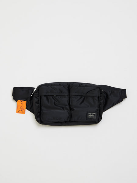 Tanker Waist Bag, Black