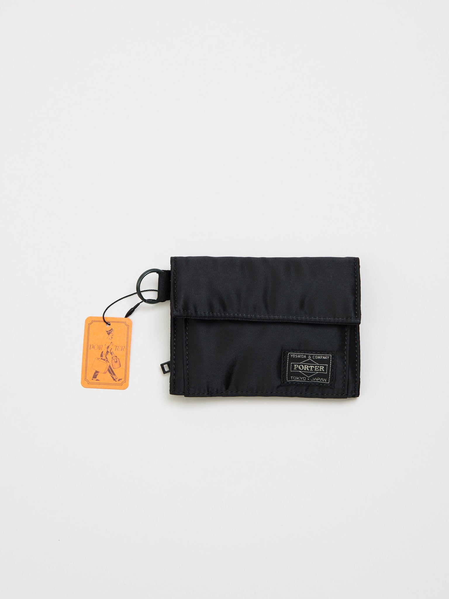Tanker Wallet, Black