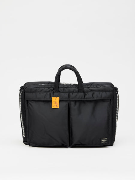 Tanker 2Way Briefcase - Full Business, Black
