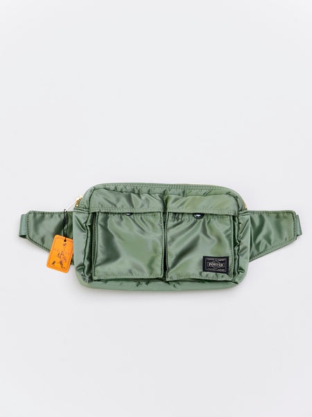 Tanker Waist Bag, Sage Green