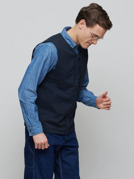 Quoin IS Vest, Deep Navy