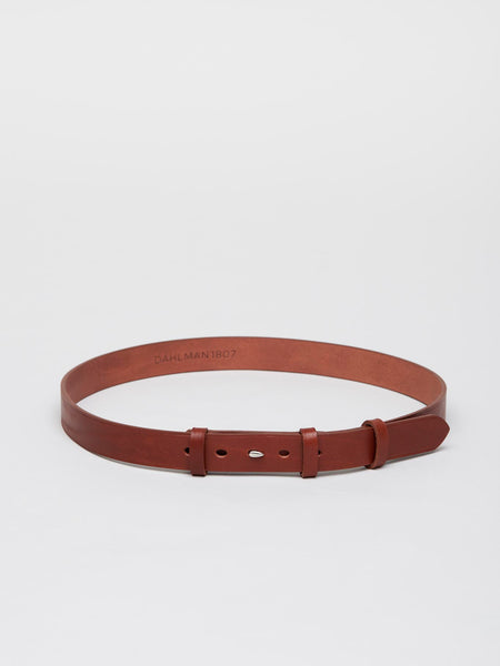 Architect Belt, Chestnut