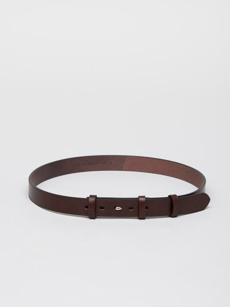 The Architect Belt, Dark Brown