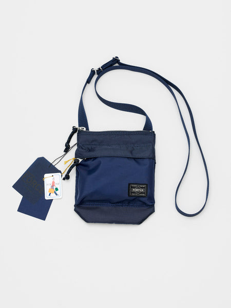Force Shoulder Pouch, Navy