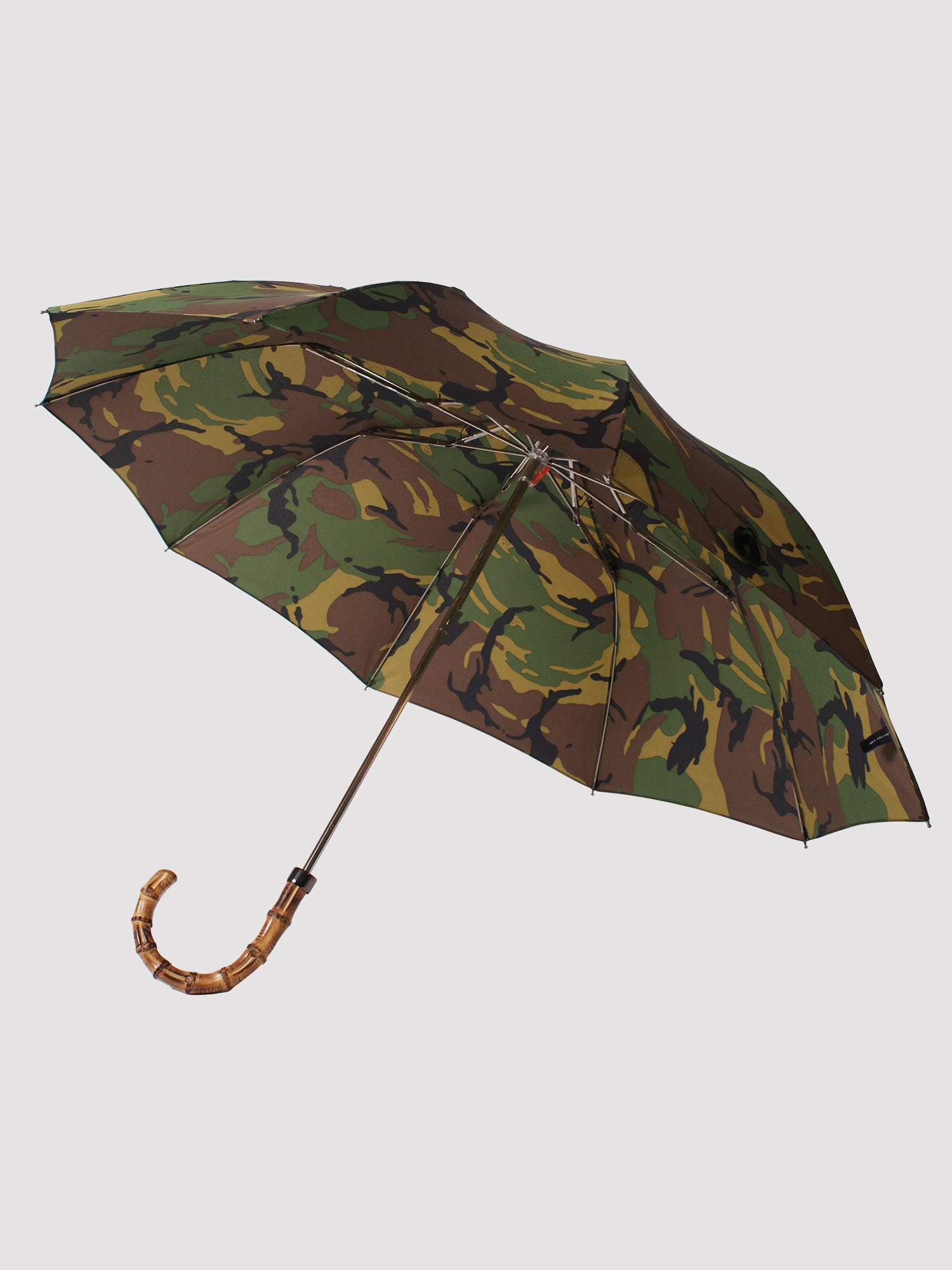 Wangee Cane Crook Telescopic, Woodland Camouflage