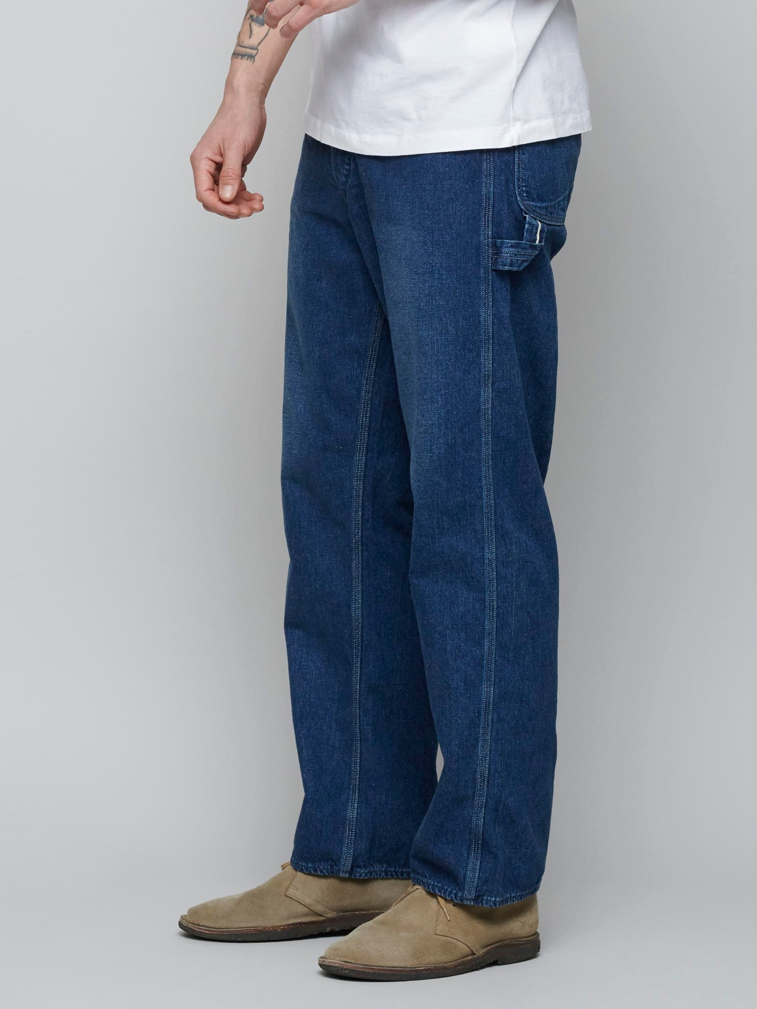Painter Pant, Two Year Wash