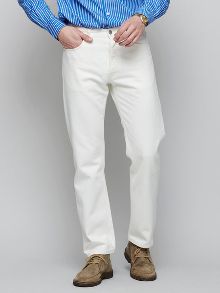 Standard Fit, Natural White
