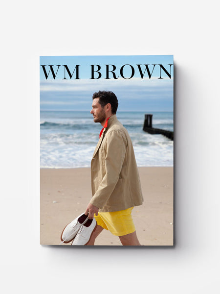 Wm Brown Issue 5