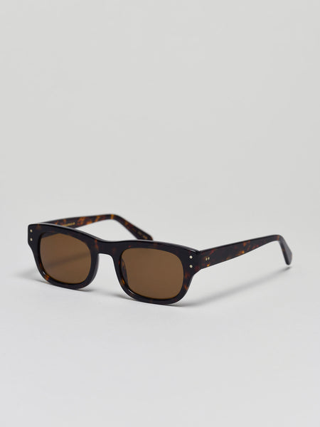 Nebb, Tortoise with Brown Lenses - Goods