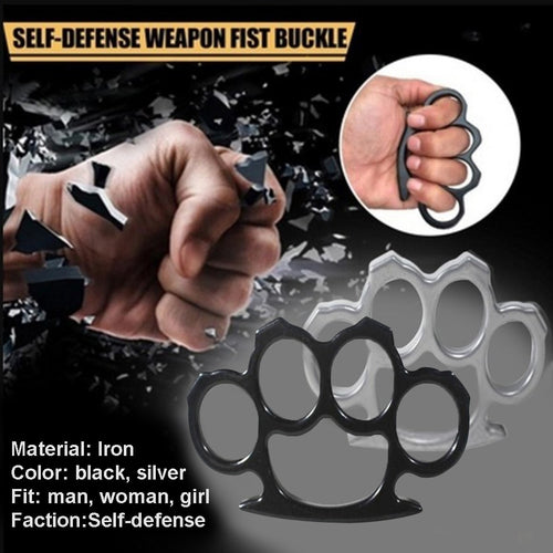 Tactical survival multi-function self-defense tool travel safety ring buckle sports tactics survival tool