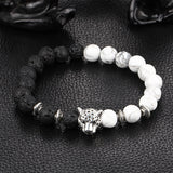 Stone Beaded Bracelets For Men Women