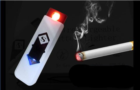 USB Electronic Rechargeable Battery Lighter