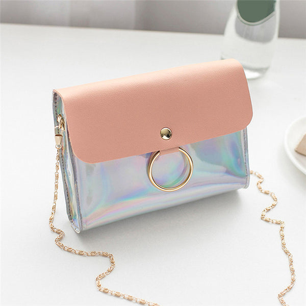 Small Flap Women Crossbody Bag