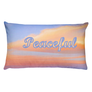 Peaceful Pillow