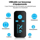 Bluetooth Adaptateur 3 in 1