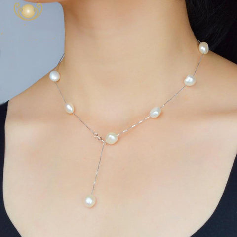 Pearls Splendor Necklace