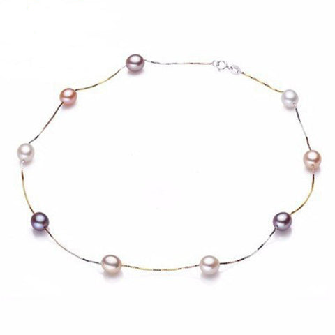 Harmony Pearls Necklace