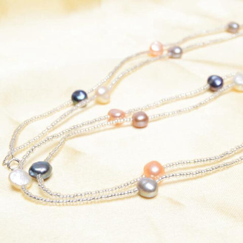 Playful Pearls Bracelet