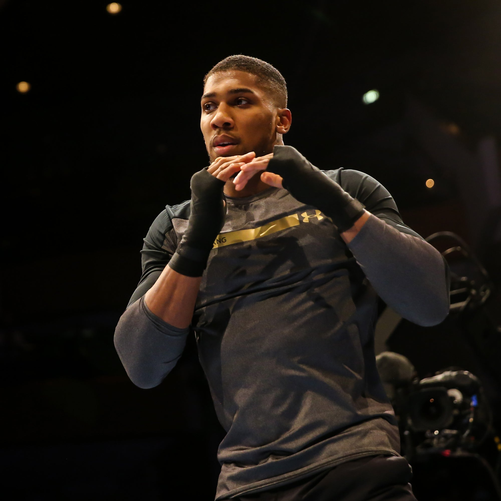 The Training Camp Behind Anthony Joshua's 'Masterclass' Win Over Andy Ruiz
