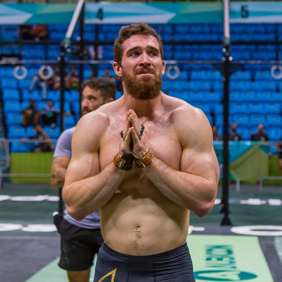 'I can enjoy the process whether I reach my goal or not'- Adam Davidson on his CrossFit Games experience