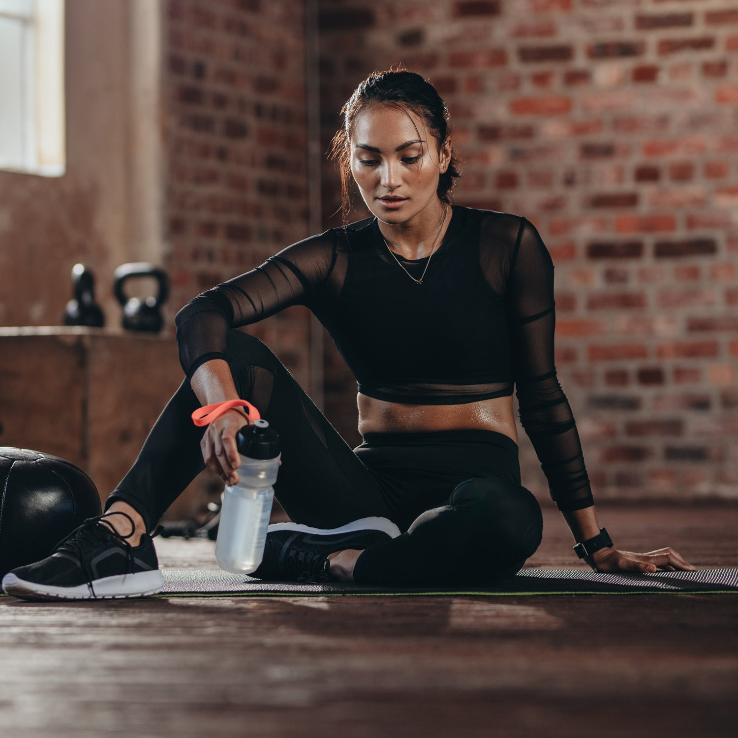 4 Signs You're Addicted To Fitness