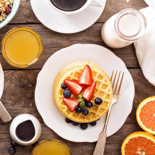 5 Nutritious Breakfasts To Fuel Your Day