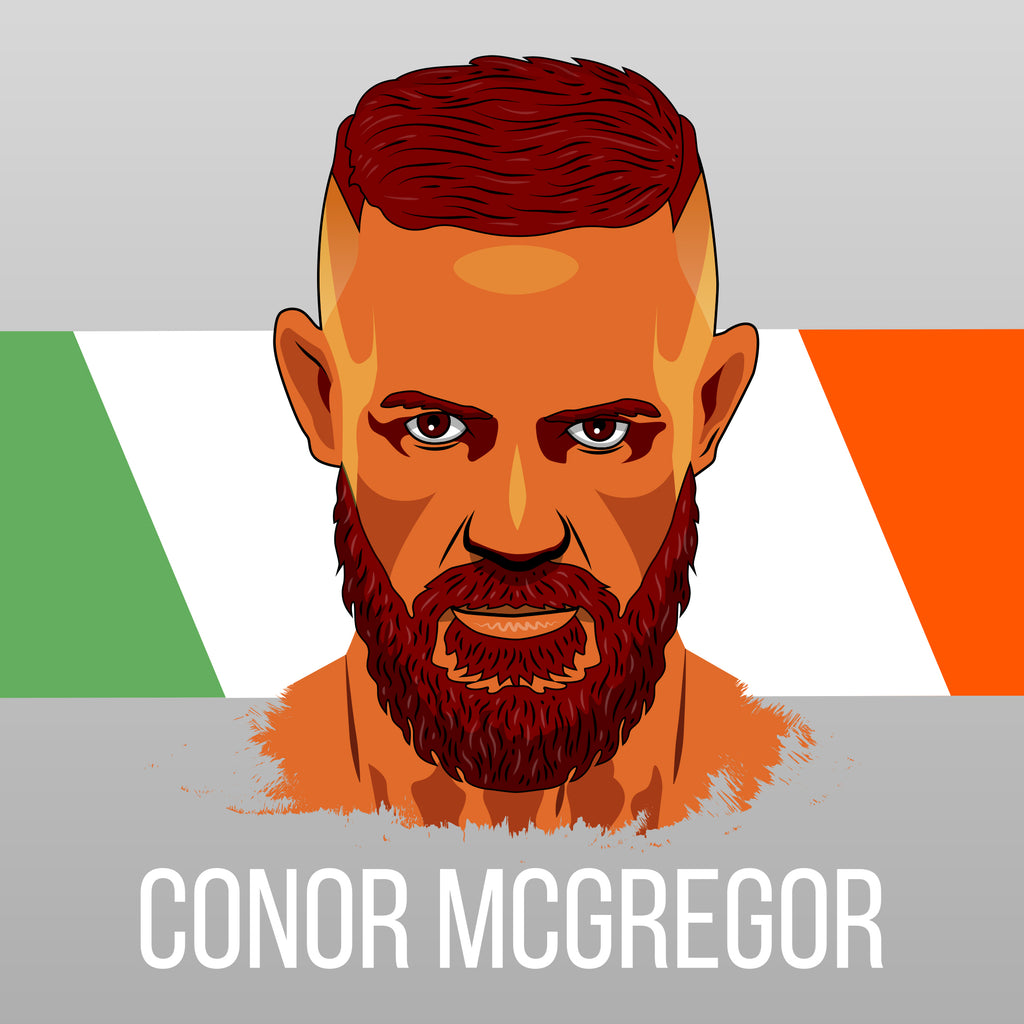 How Does Connor McGregor Train?