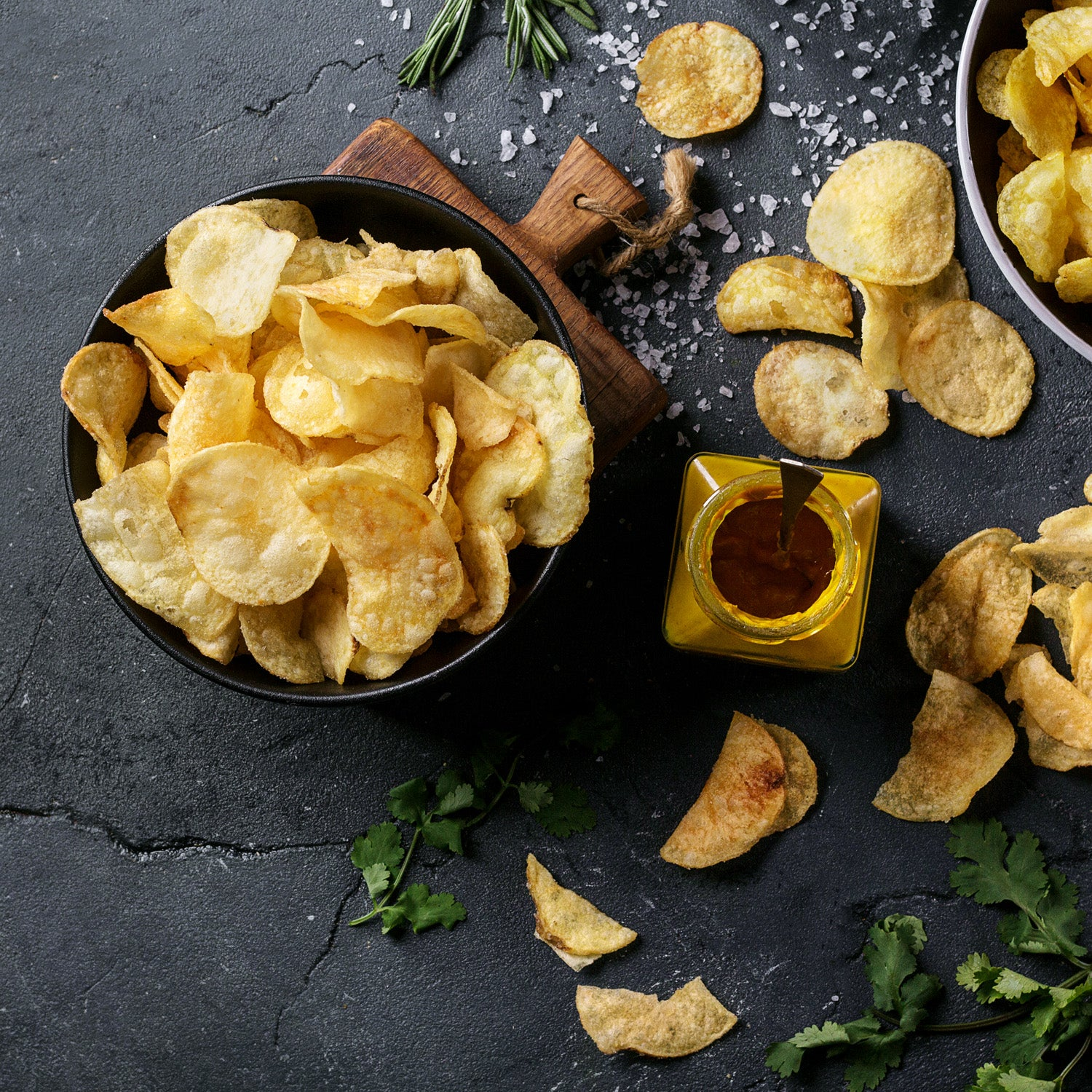 What Are The Healthiest Crisps? 8 Low-Calorie, Low-Fat Options