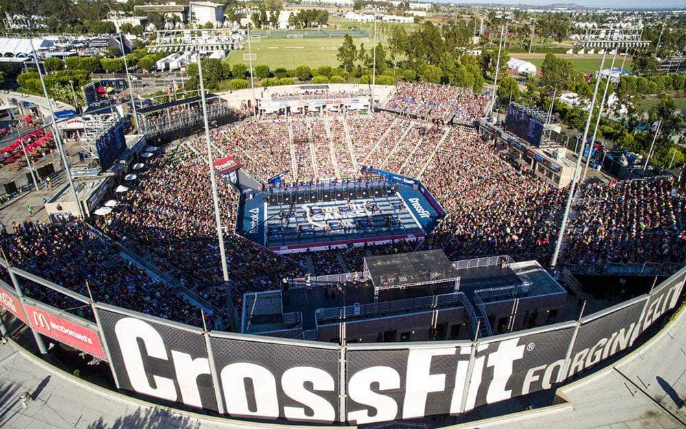 5 Killer Workouts From The 2019 CrossFit Games