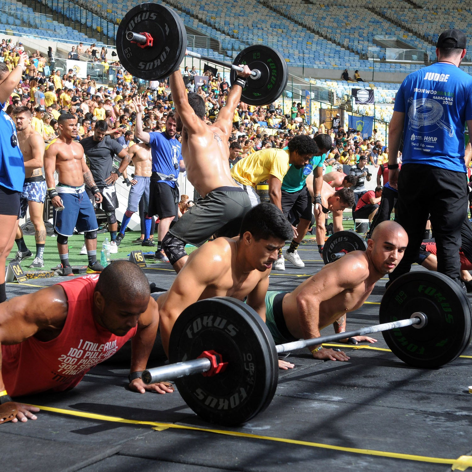 How To Qualify For The 2021 CrossFit Games