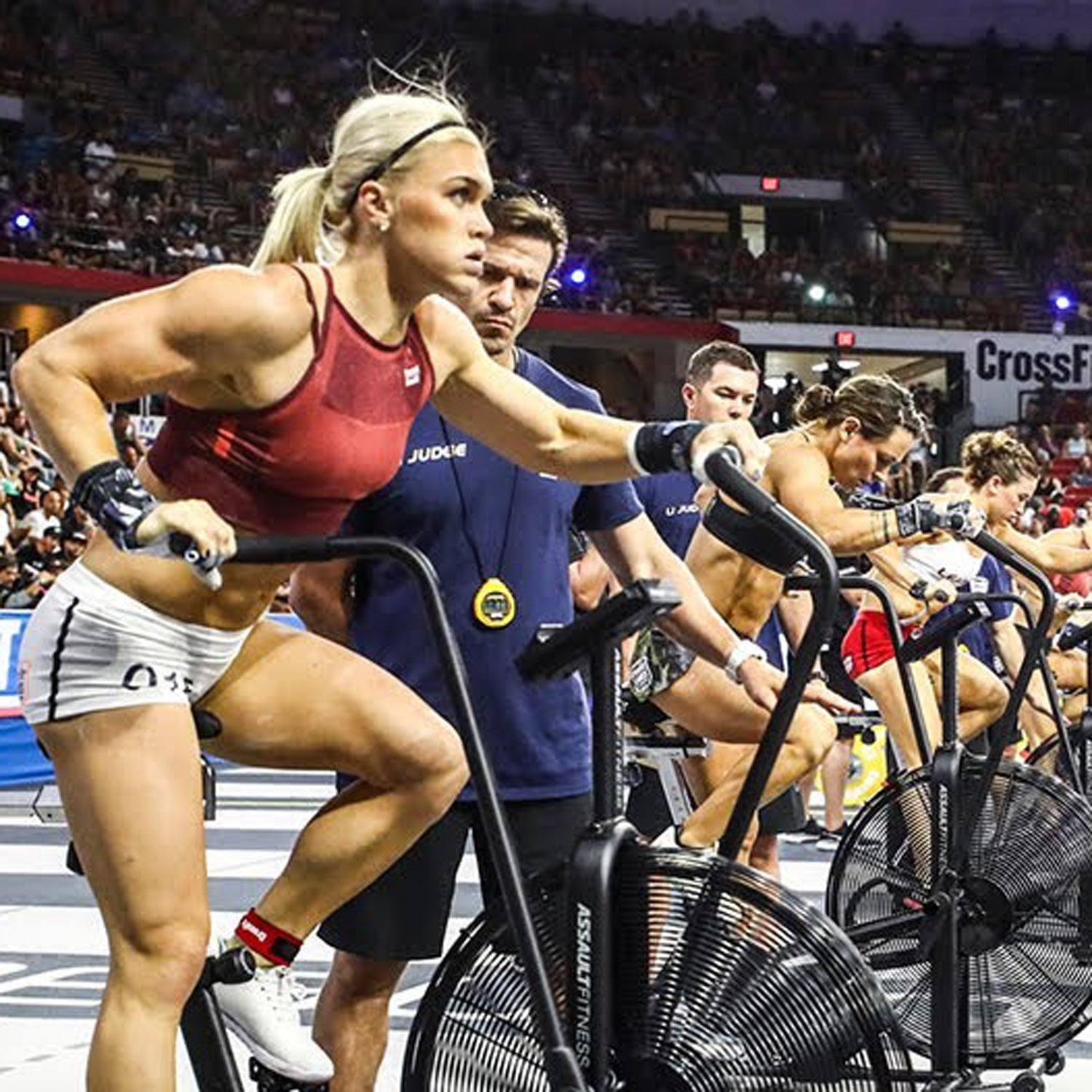 CrossFit Announces Games Are Changing To Online Format