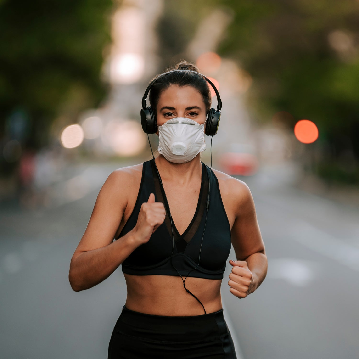 Is Exercising With A Face Mask Dangerous?