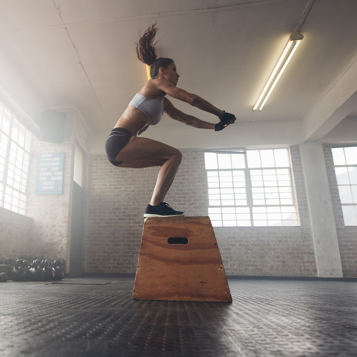 6 Exercises To Build Explosive Leg Strength